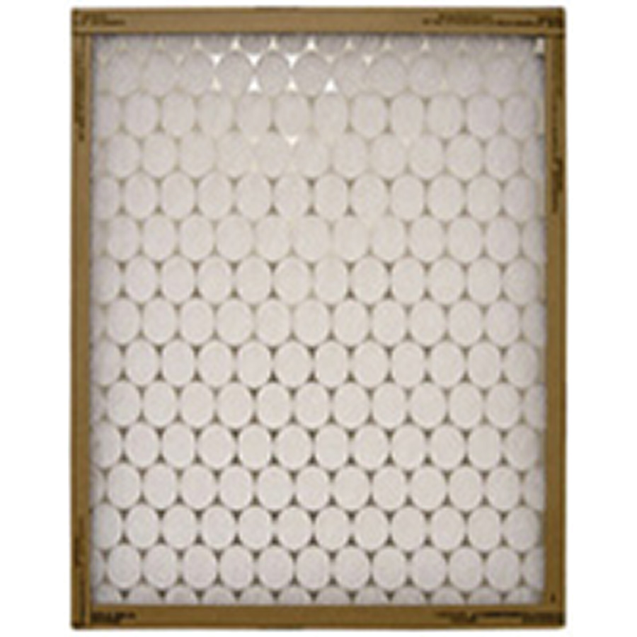 16 x 20 x 1 AC Filters, Case of 12, Metal Grid Backing