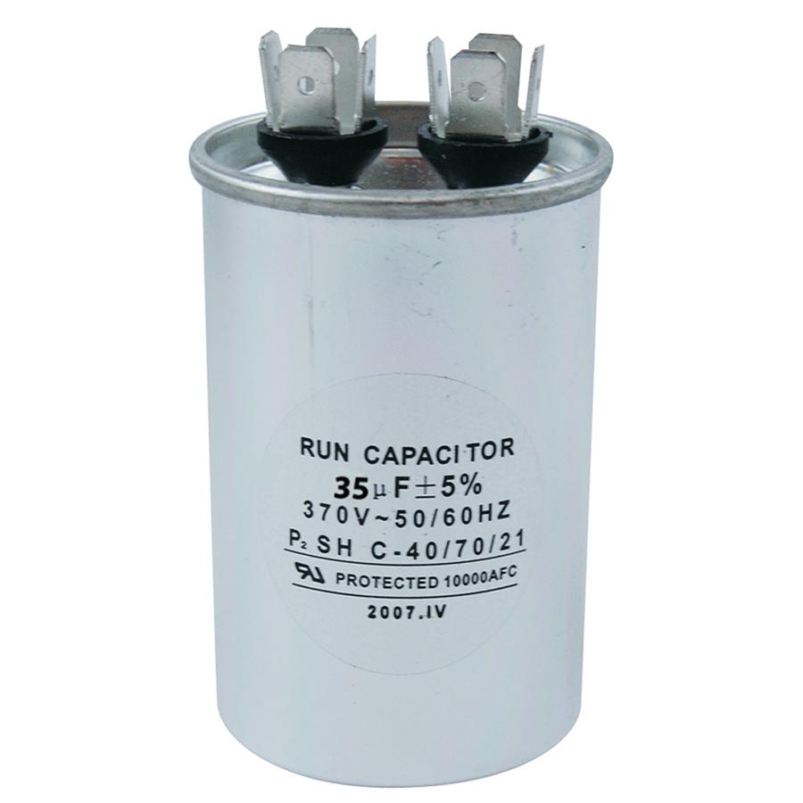 370V Round Capacitor 35 MFD