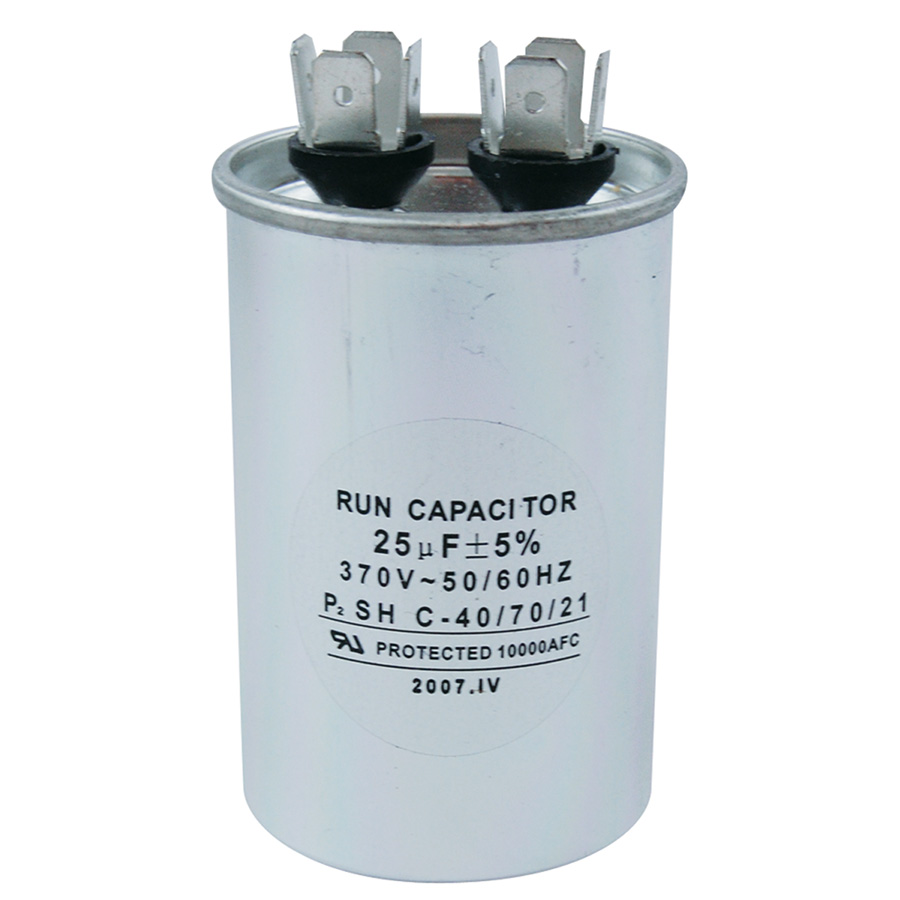 370V Round Capacitor 40 MFD