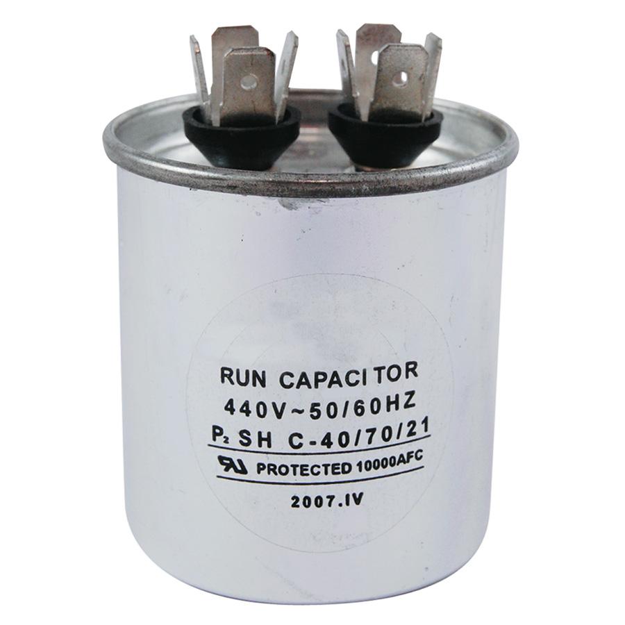 440V Round Capacitor 40 MFD