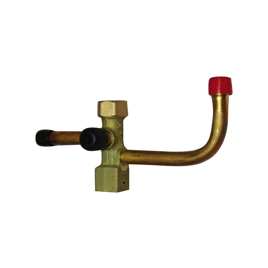 "3/8"" Sweat Service Valve (King Valve), Legacy 1186248 (Log in for pricing)"