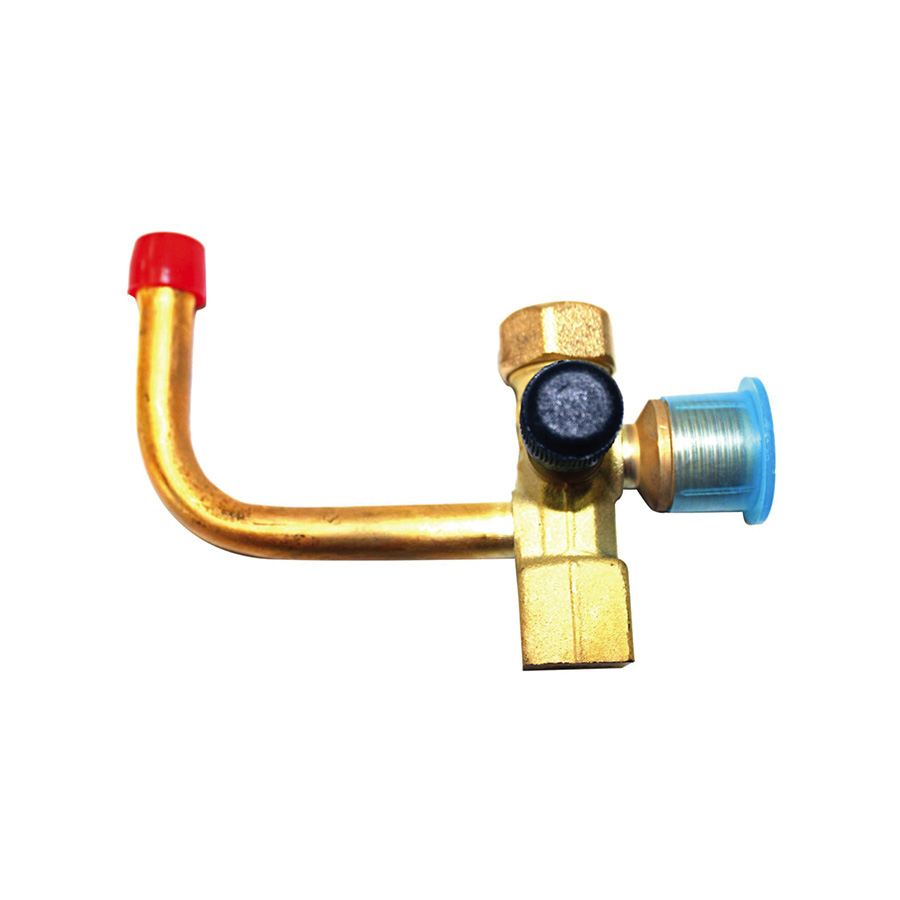 "3/8"" Sweat Service Valve (King Valve), Legacy 1185865 (Log in for pricing)"