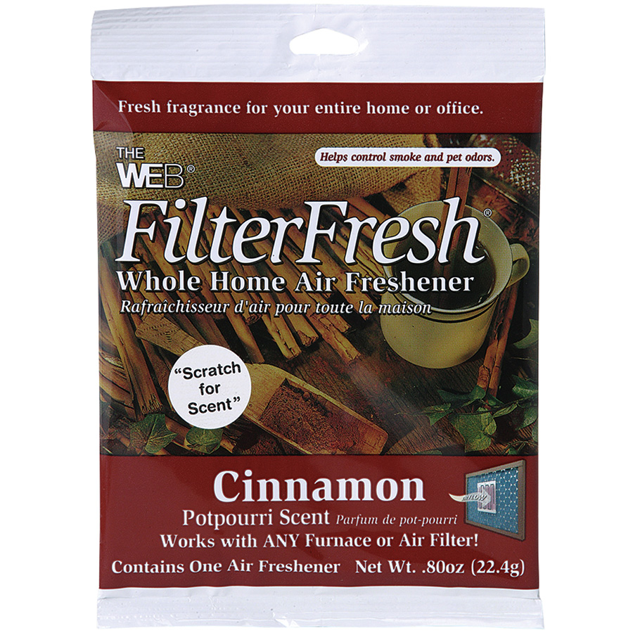 Cinnamon Filter Fresh for AC Filters