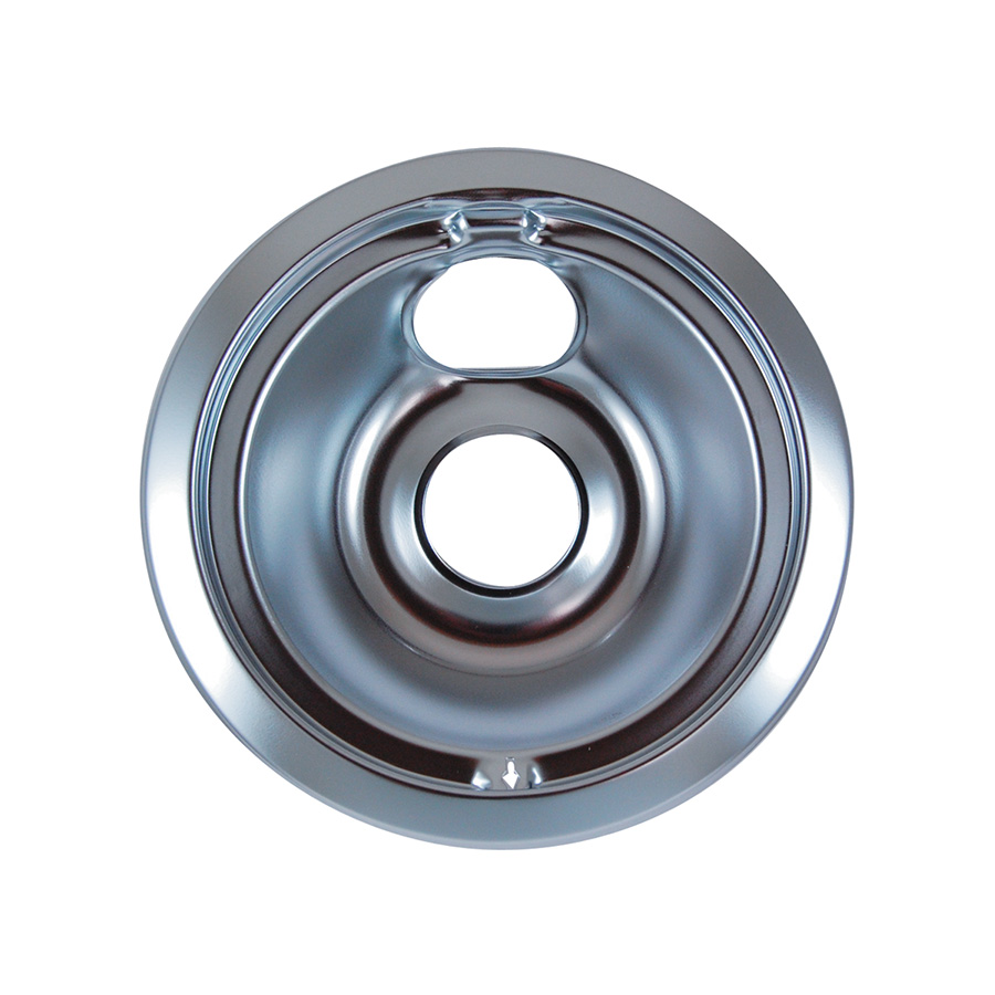 "8"" GE/Hotpoint Drip Pan/Ring Combination"