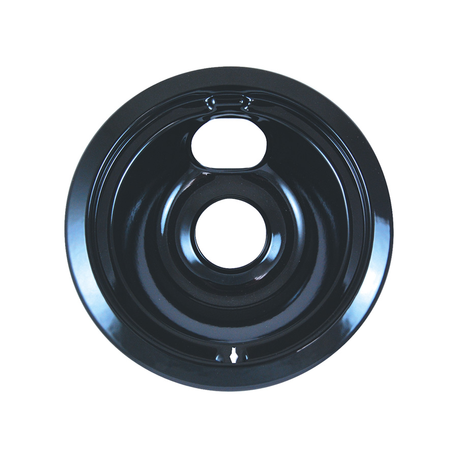 "6"" GE/Hotpoint Drip Pan/Ring Combination"