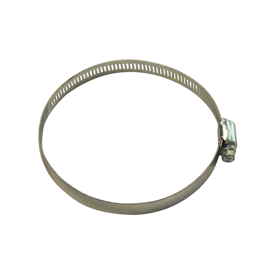 "4"" Diameter Screw Type Dryer Hose Clamp"