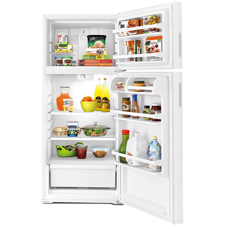 Amana White 14.3 Cu Ft Refrigerator