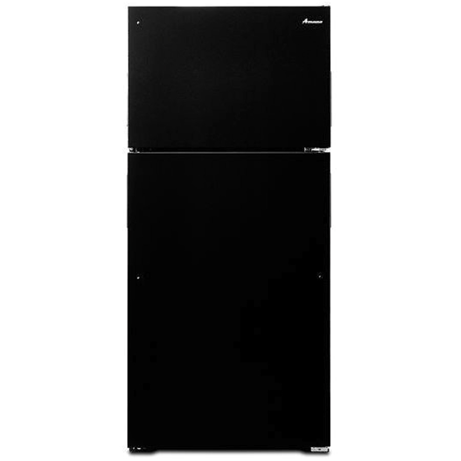Amana Black 14.3 Cu Ft Refrigerator