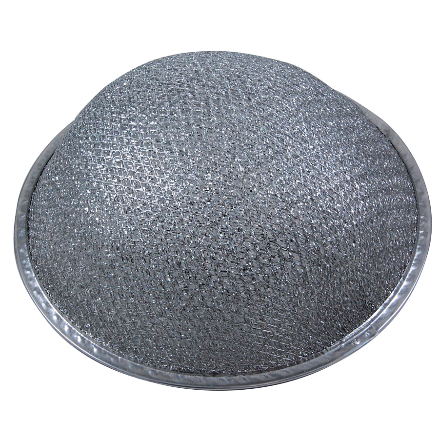"Aluminum Dome Range Hood Filter 10-1/2"" Diameter"