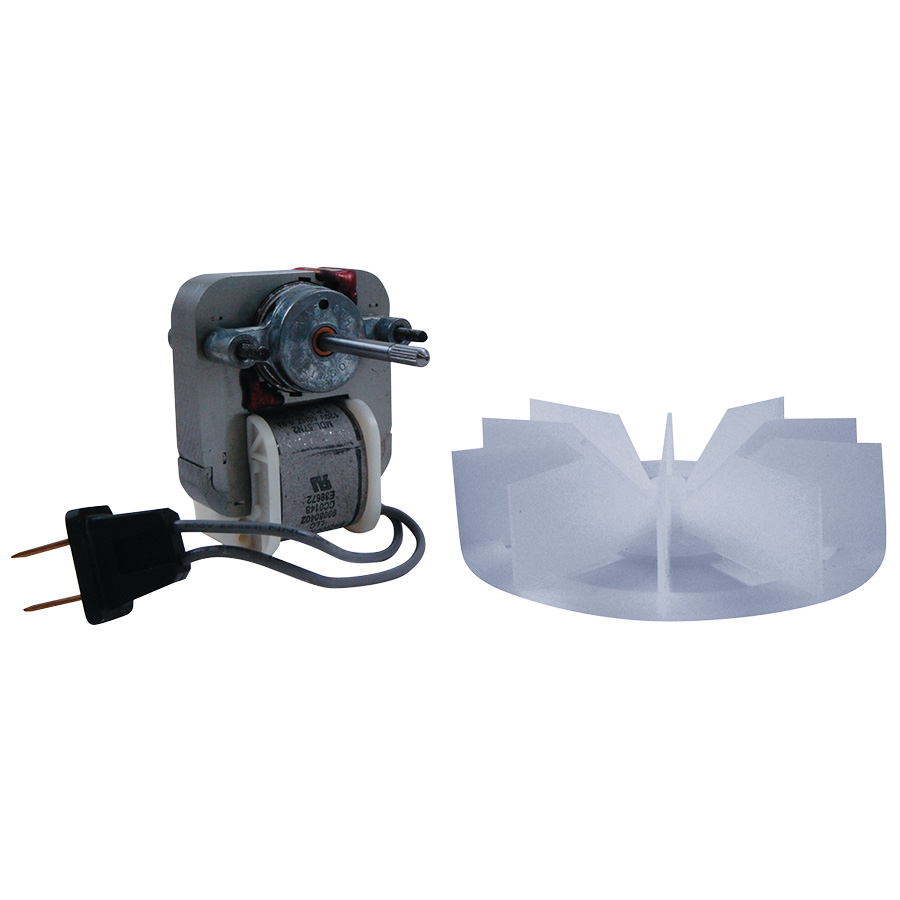 Broan Bath Exhaust Fan Motor with Blade