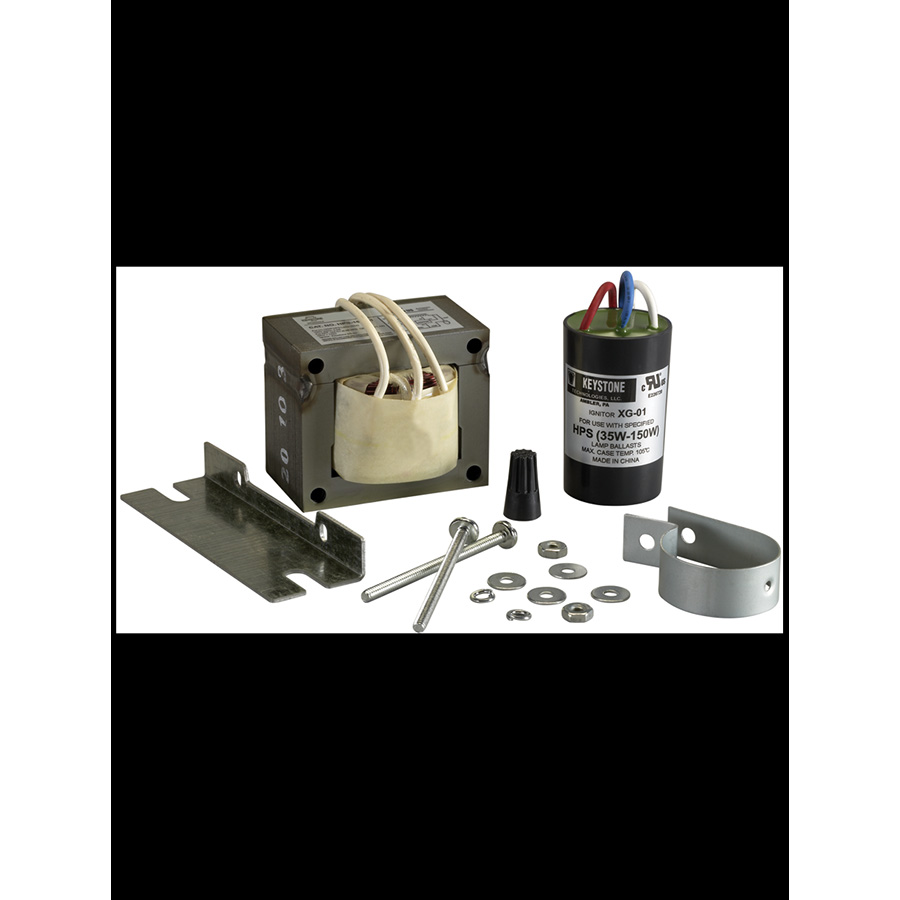 100W High Pressure Sodium Ballast and Igniter Kit