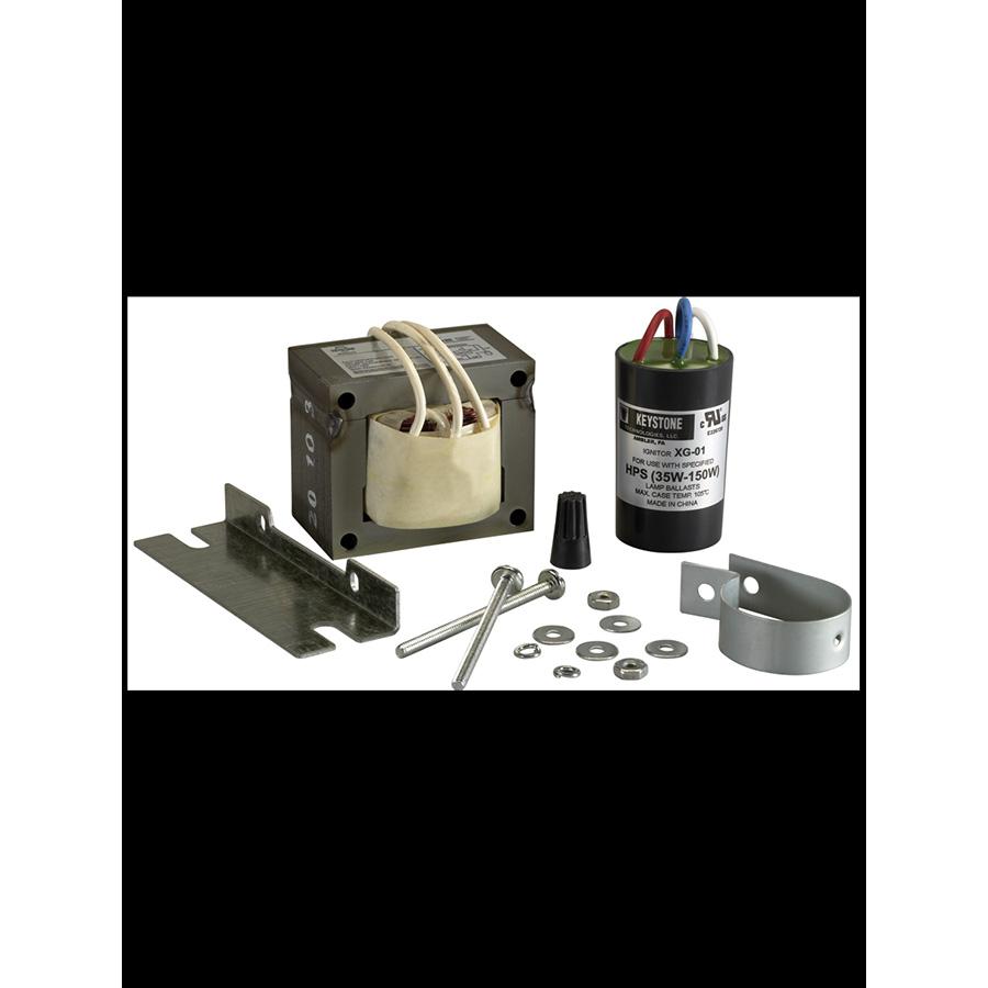 70W High Pressure Sodium Ballast and Igniter Kit