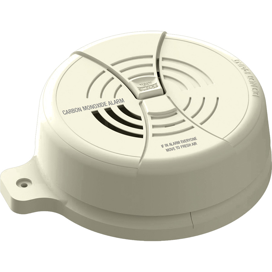 BRK Carbon Monoxide (CO) Alarm – Battery Powered