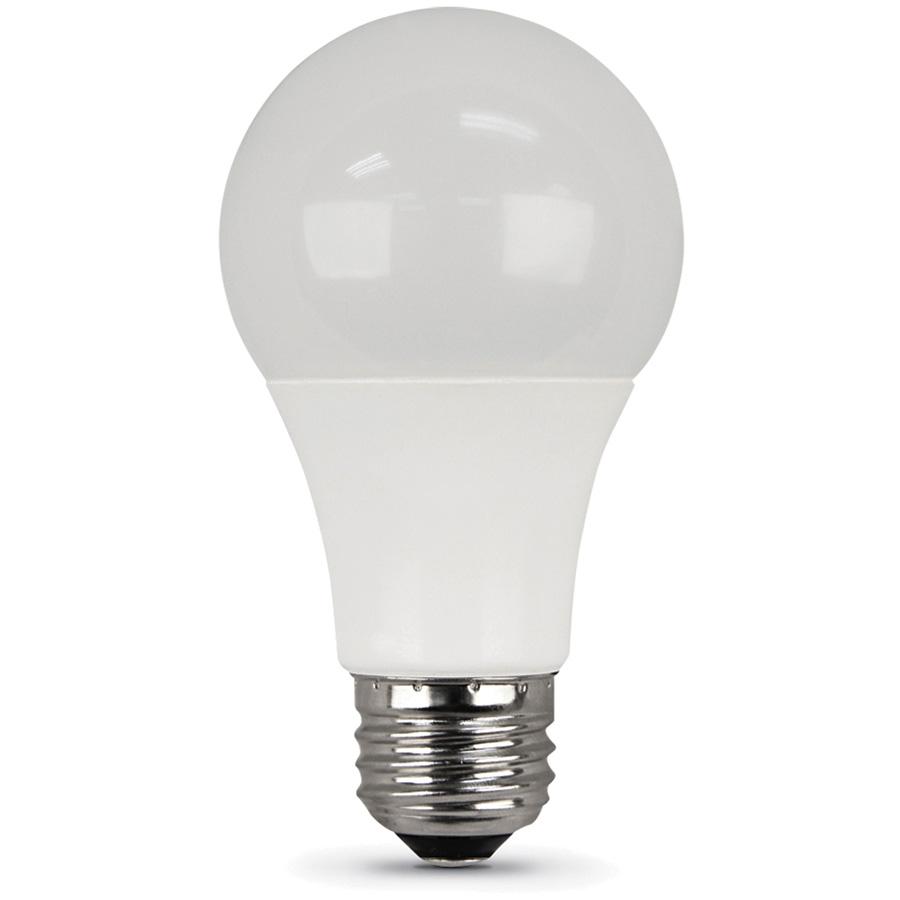 LED A19 9W 2700K 100PK 60W EQUIV NON-DIMM