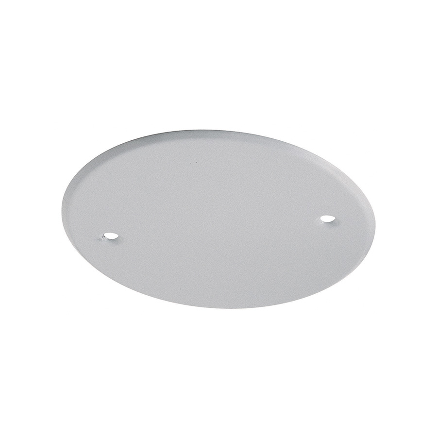 """5"""" Metal Ceiling Cover Plate"""
