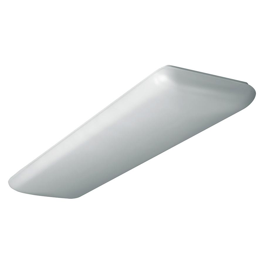 4-Bulb Fluorescent Cloud Fixture White