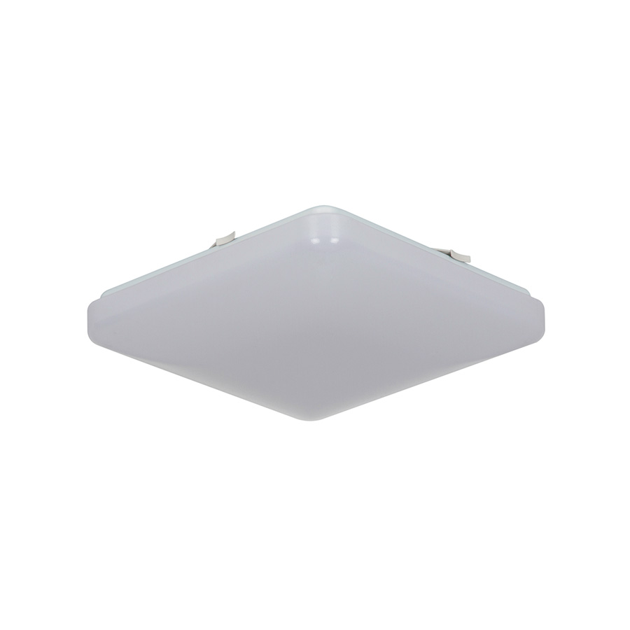"12"" LED Square Cloud Ceiling Fixture"