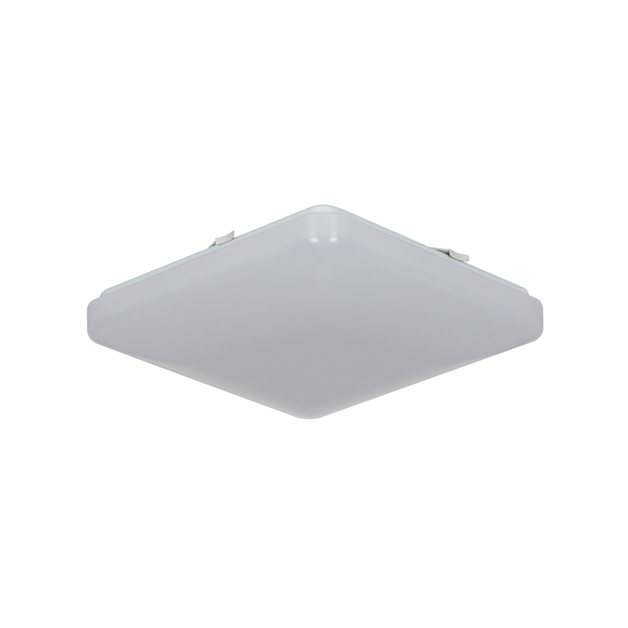 """14"""" LED Square Cloud Ceiling Fixture"""