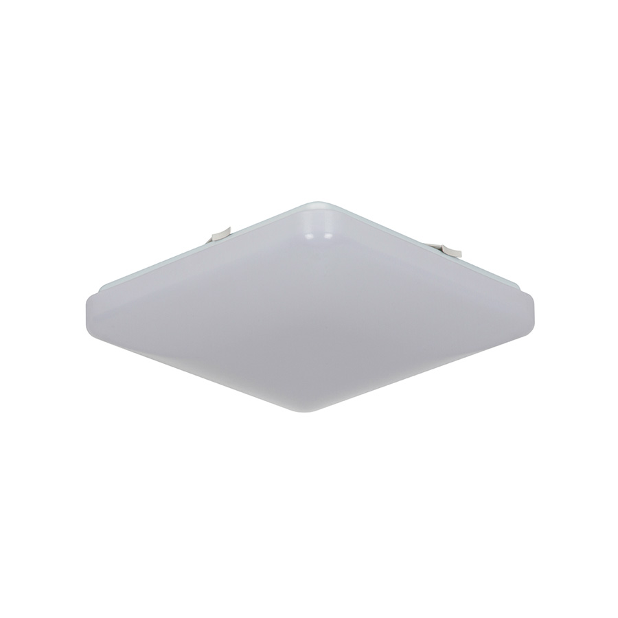 "19"" LED Square Cloud Ceiling Fixture"