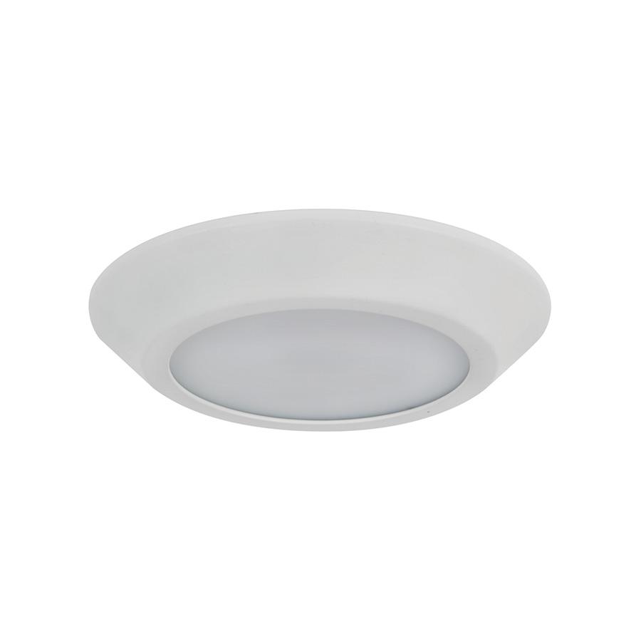 """7-1/2"""" LED Disk Light White 3000K"""