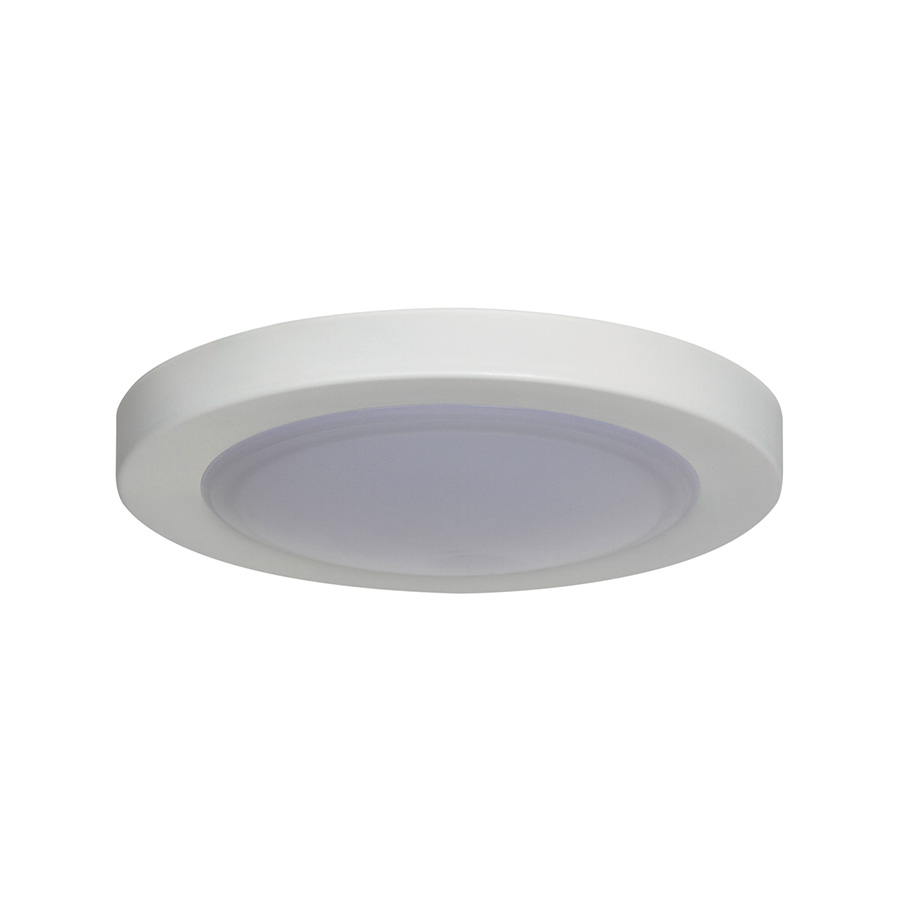 """7-1/2"""" LED Ceiling Fixture White"""