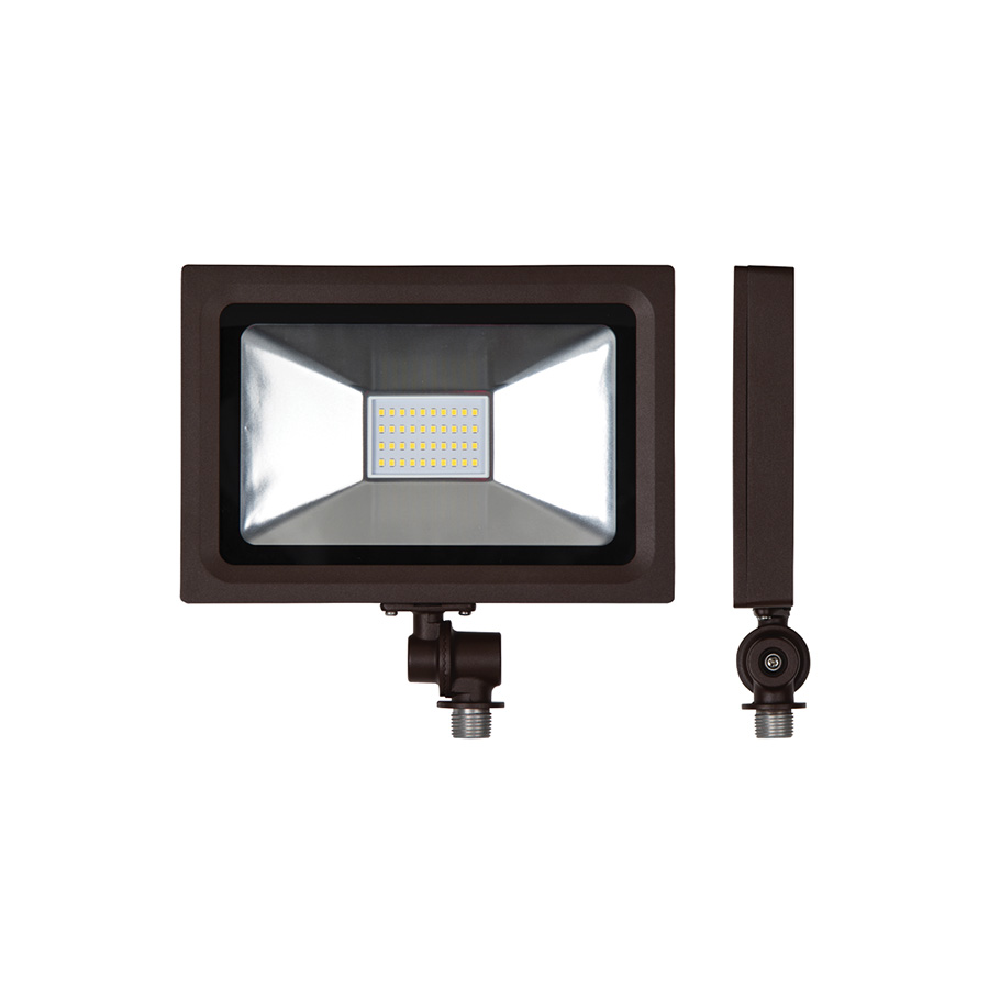 30W Ultra-Slim LED Flood Light