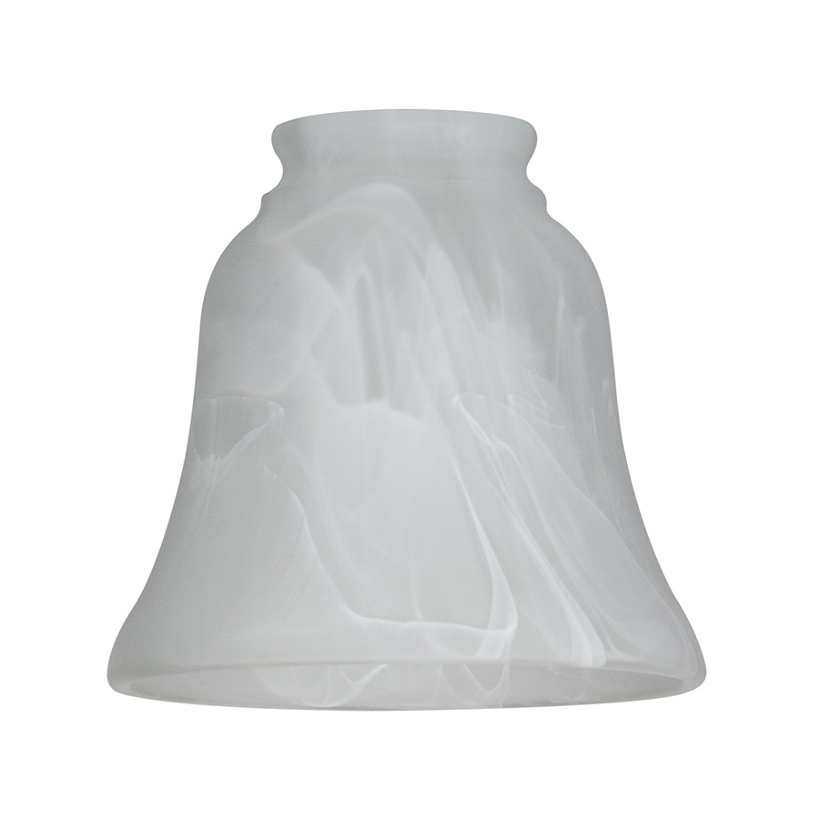 Alabaster GlassFor Ceiling Fan Light Kit
