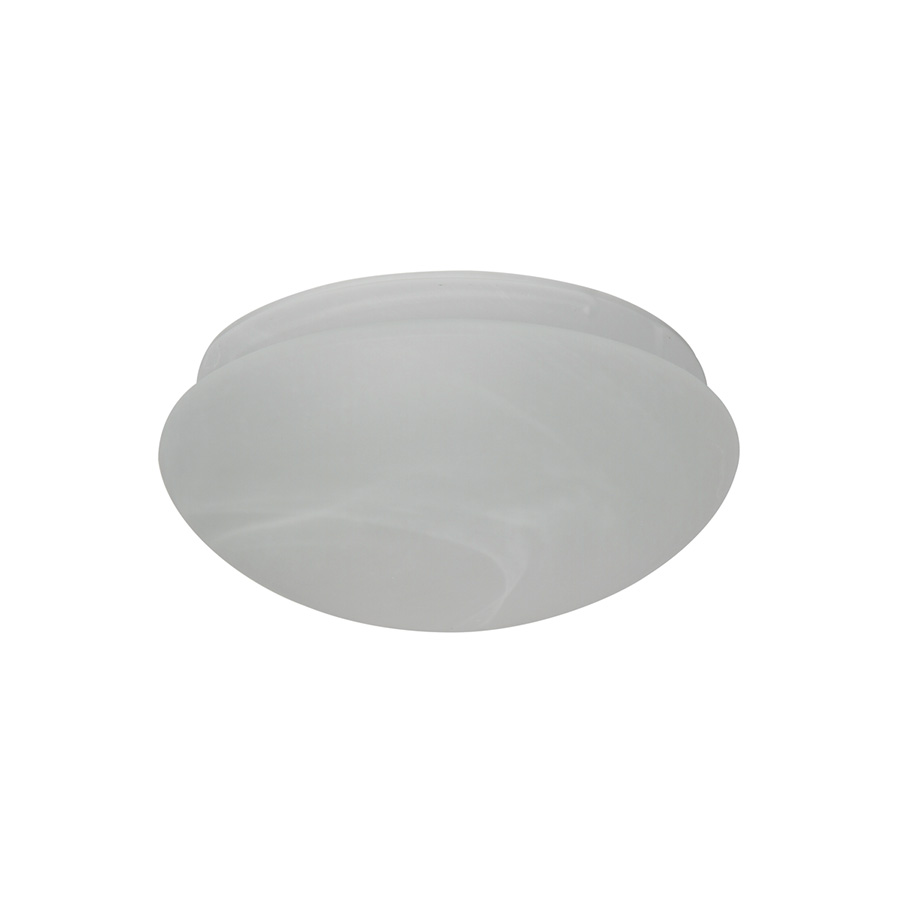 Alabaster Glass for Ceiling Fan Light Kit