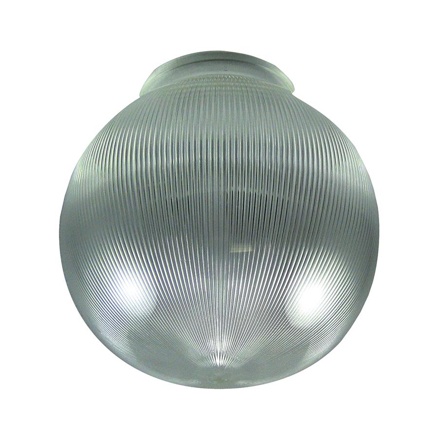 "6"" Acrylic Prismatic Globe"