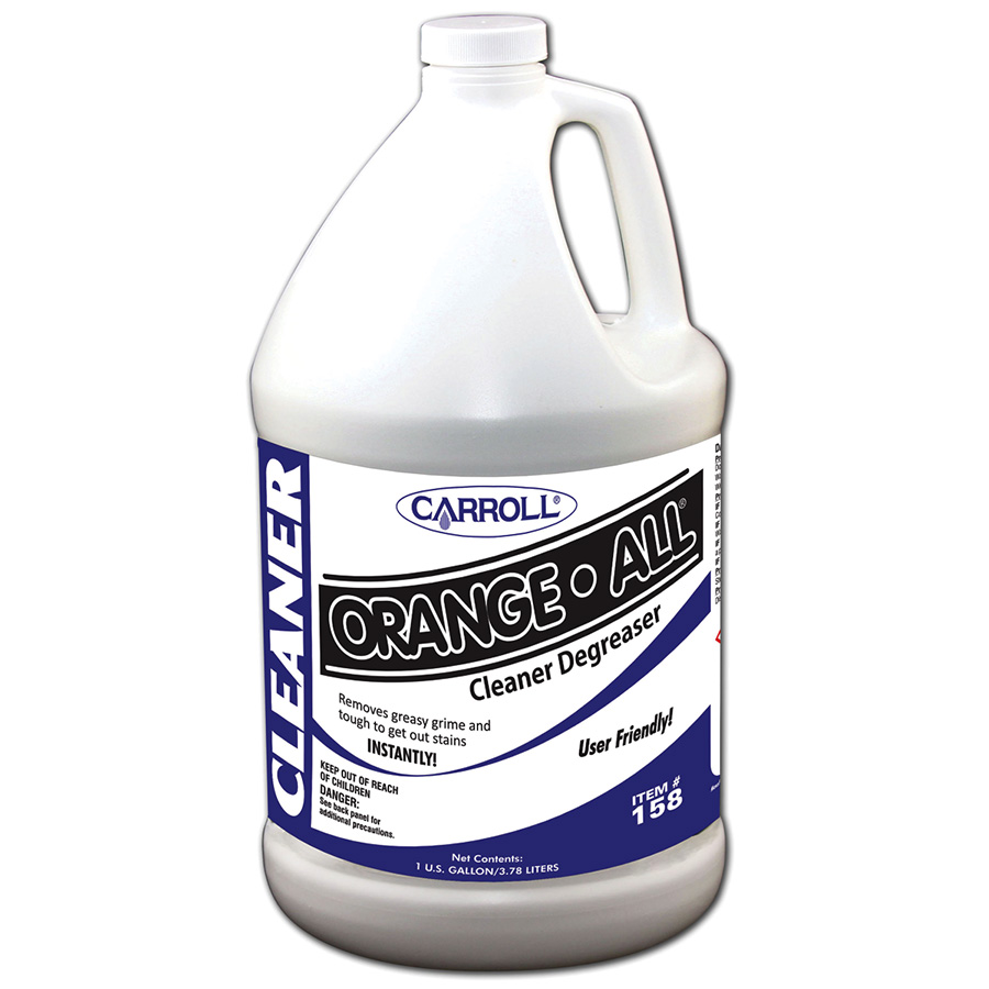 CarrollCLEAN Orange All Cleaner & Degreaser Gallon