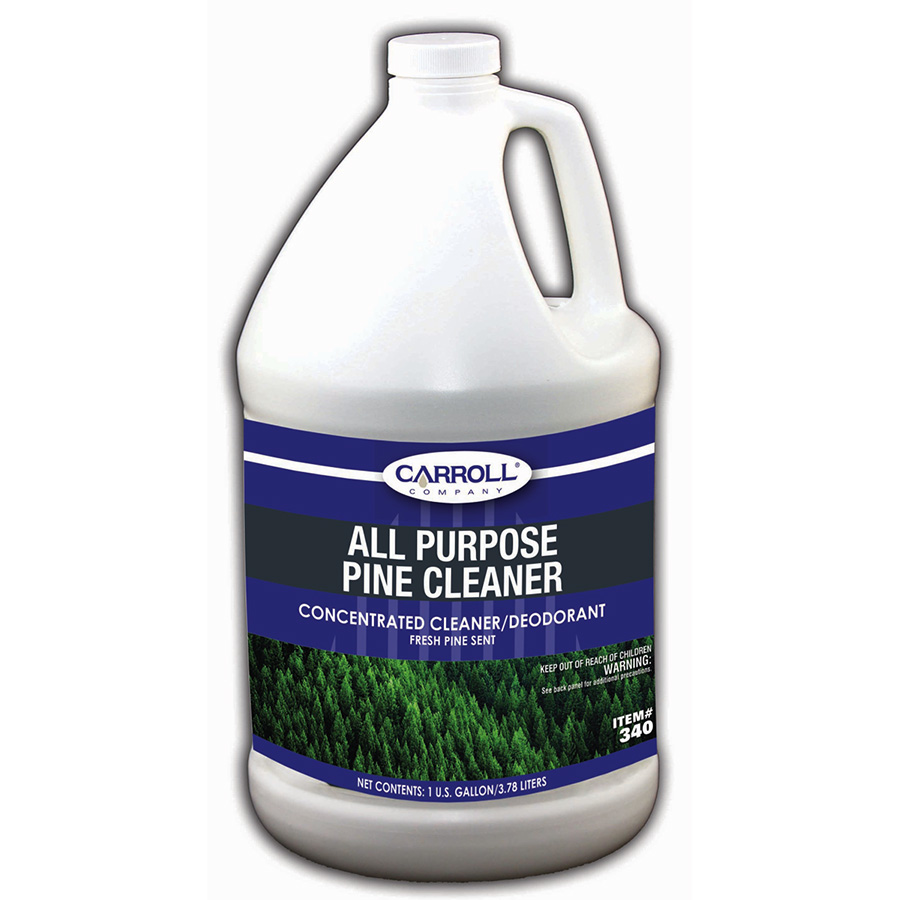 CarrollCLEAN Pine Cleaner & Deodorizer Gallon