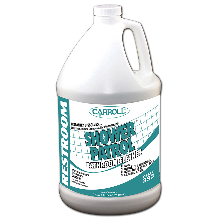 CarrollCLEAN Shower Patrol Cleaner Gallon