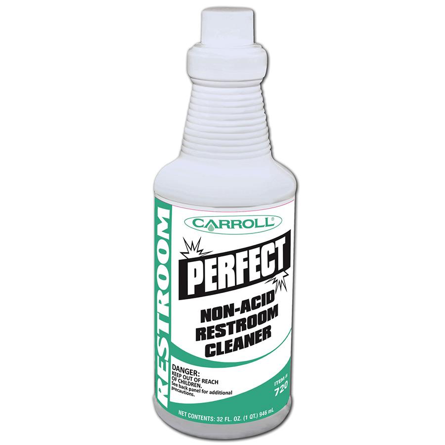 Carroll Company Perfect Non-Acid Bathroom Cleaner