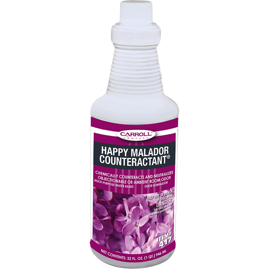 CarrollCLEAN Happy Odor Eliminator 32 oz Bottle