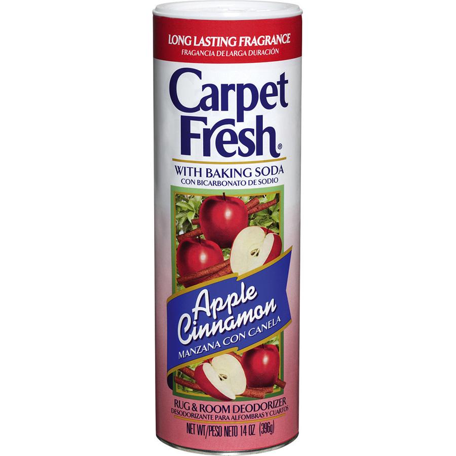 Carpet Fresh Apple Cinnamon Rug & Room Carpet Deodorizer