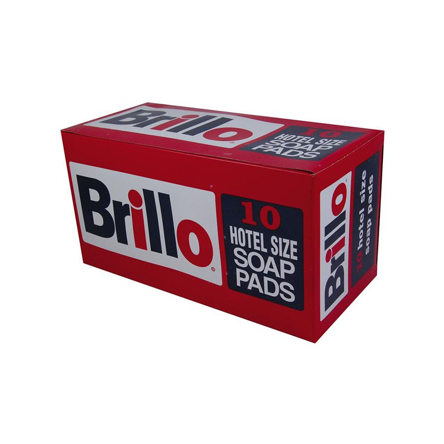 Brillo Steel Wool Soap Pads Steel Wool Soap Pads