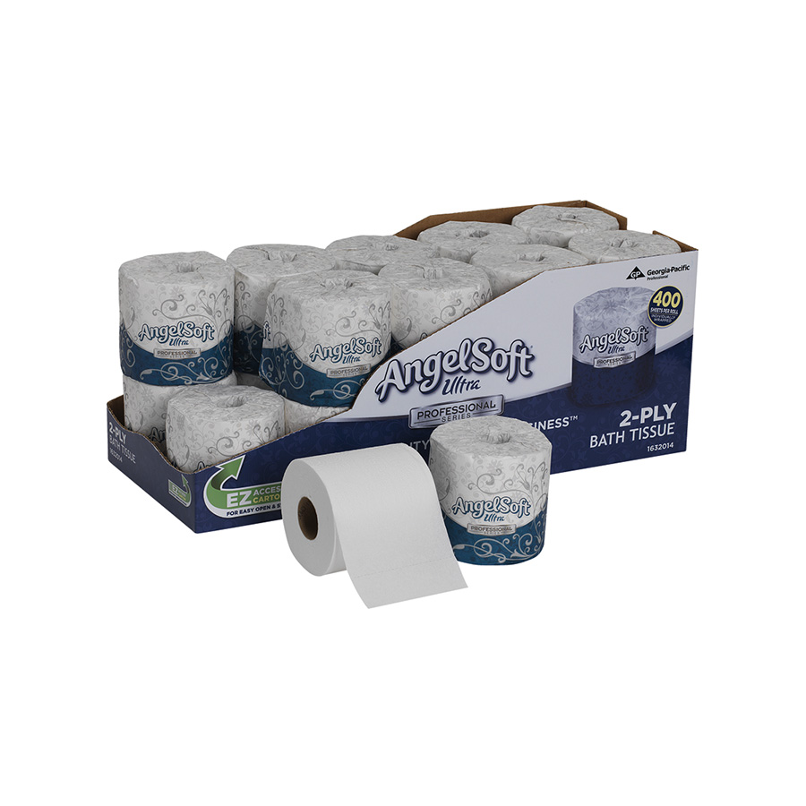 Angel Soft Ultra Professional Series Toilet Tissue