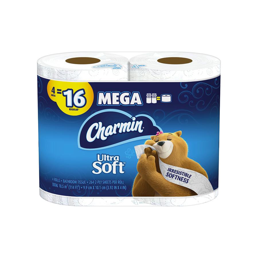 Charmin Ultra Soft Toilet Tissue