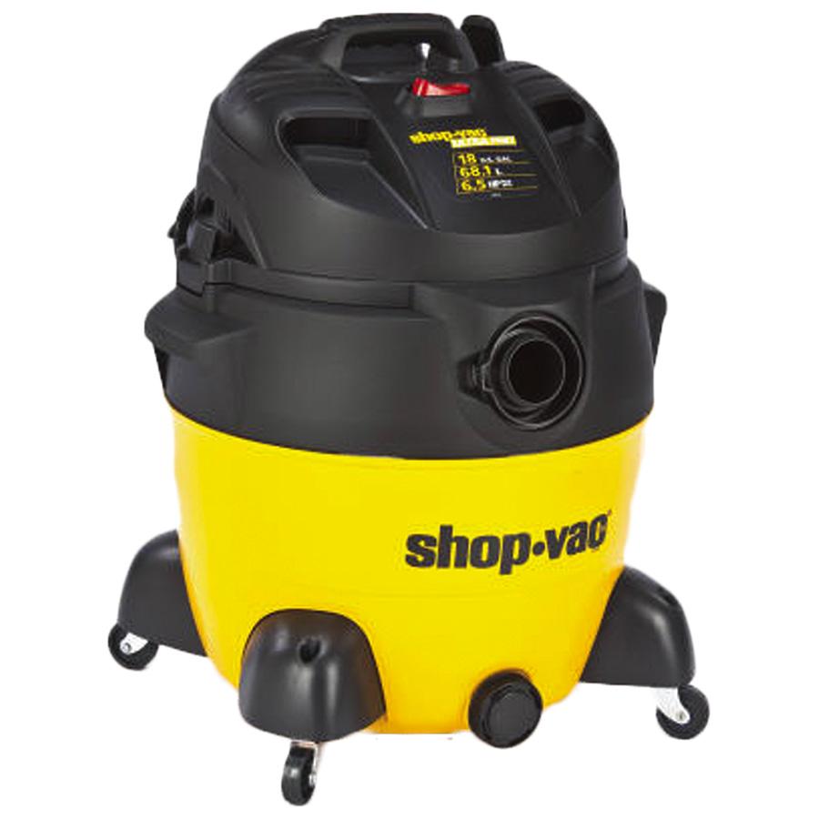 18-Gallon Wet/Dry Vacuum