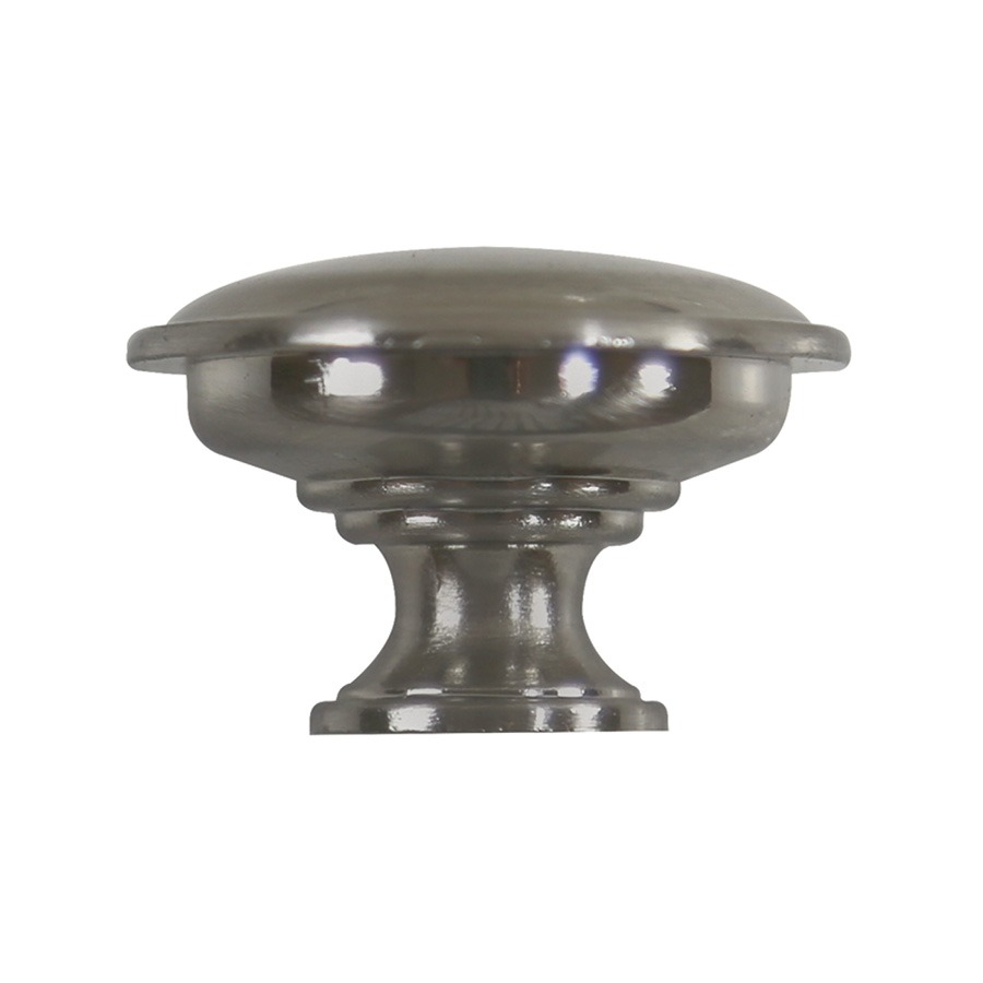 Cabinet Knob Satin Nickel 1-1/4""