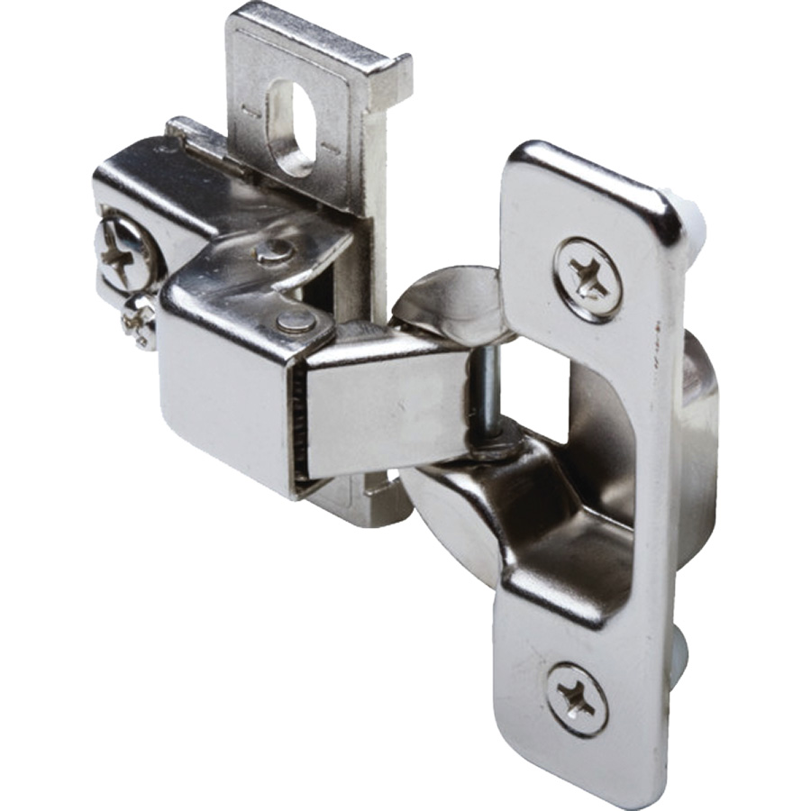 "1/2"" Overlay Concealed Reverse Mount Hinges Euro Style"