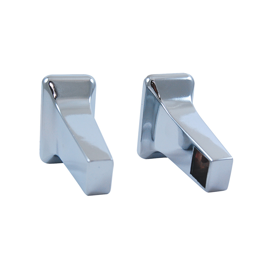 "3/4"" Towel Bar Ends Chrome"