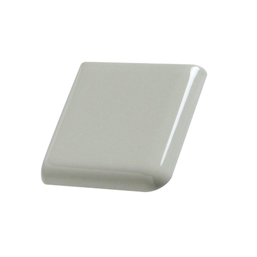 "Ceramic Surface Corner Tile Canvas 2"" x 2"""