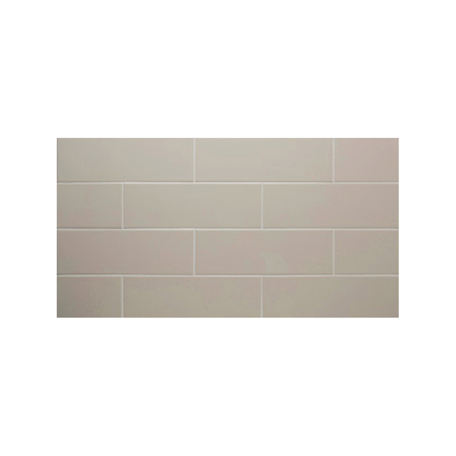 "Ceramic Subway Tile Canvas 4-1/4"" x 12-3/4"" Canvas"