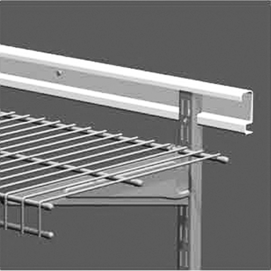 "Closetmaid 80"" Hang Track White"