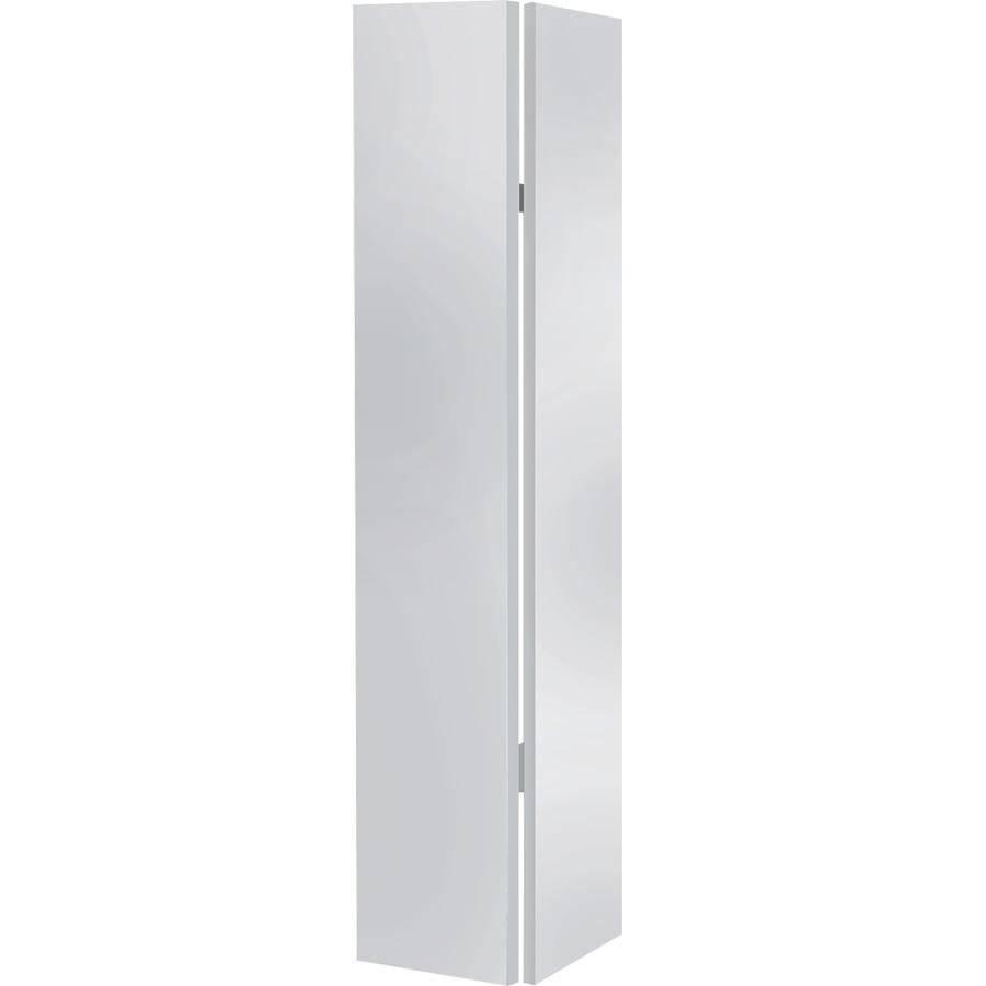 """Bifold Door Set Hardboard Primed 48"""" X 80"""""""