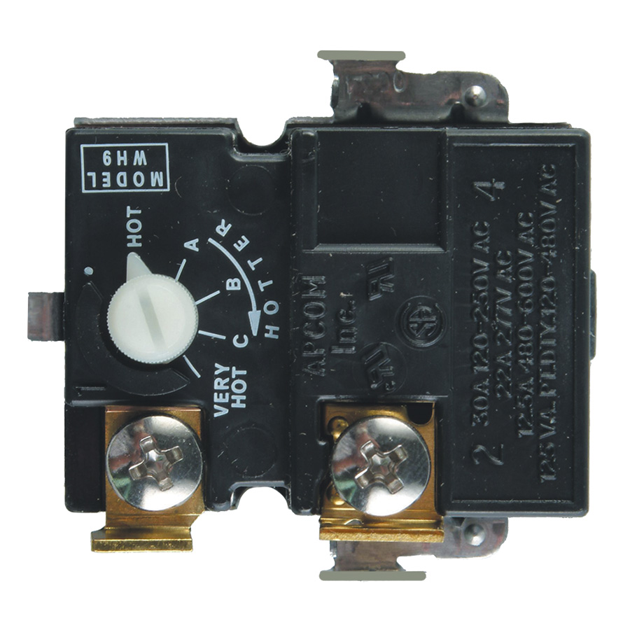 Apcom Lower Water Heater Single Pole Thermostat