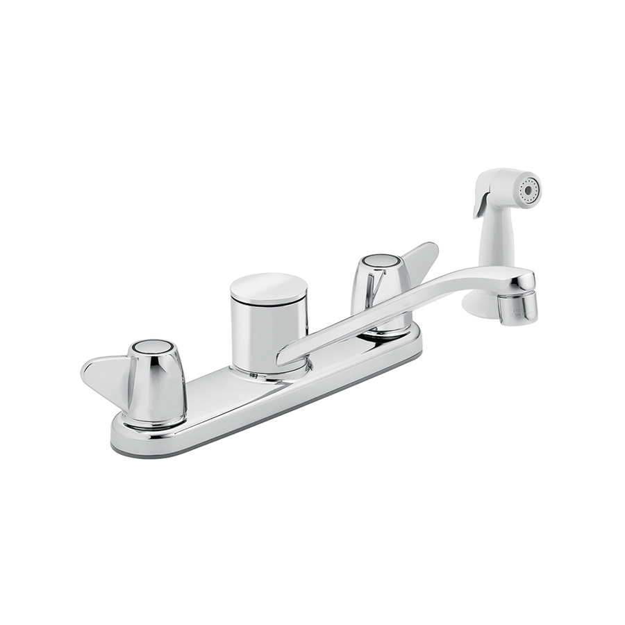 CFG Cornerstone Chrome Kitchen Faucet with Spray