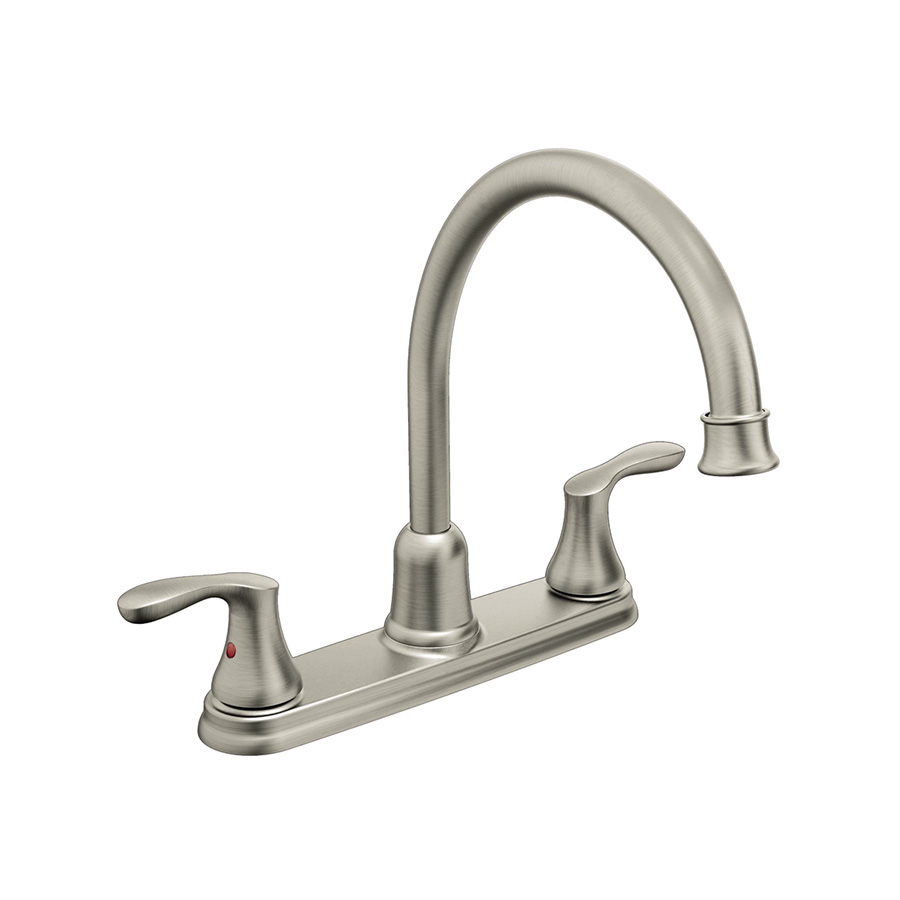 CFG Cornerstone Classic Stainless Kitchen Faucet