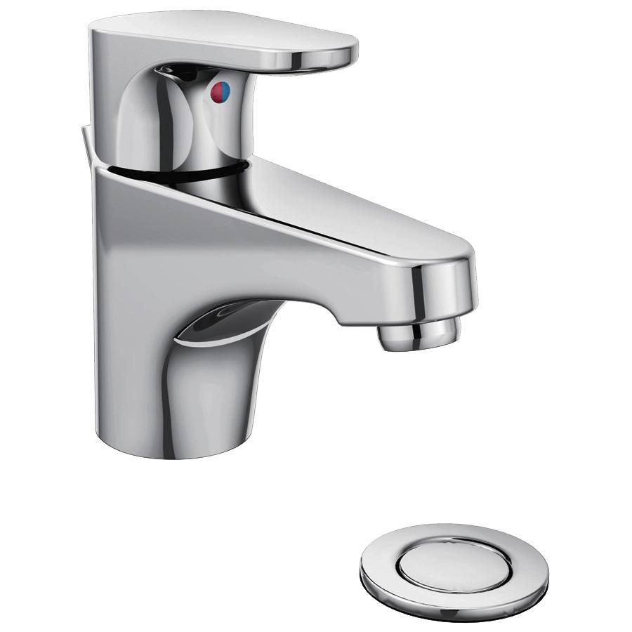 CFG Edgestone Chrome Lavatory Faucet with Popup
